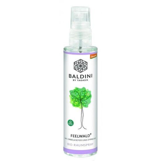 Baldini Légtérillatosító spray, Érezd az erdő illatát, 50ml