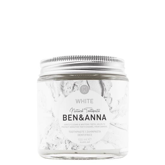 Ben & Anna Fluoridmentes fehérítő fogkrém 100ml