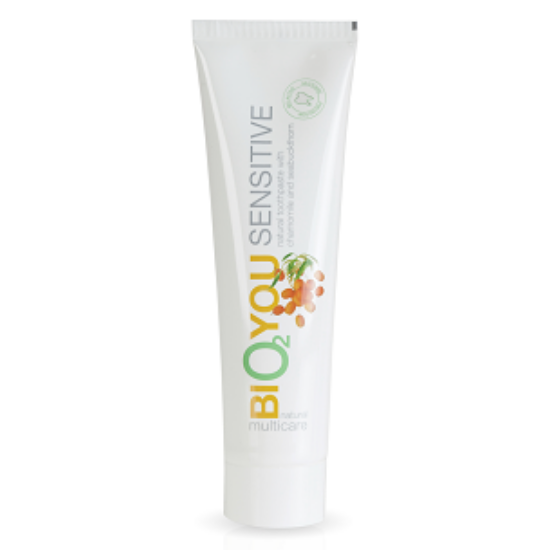Bio2You Sensitive natúr fluoridmentes fogkrém 100ml
