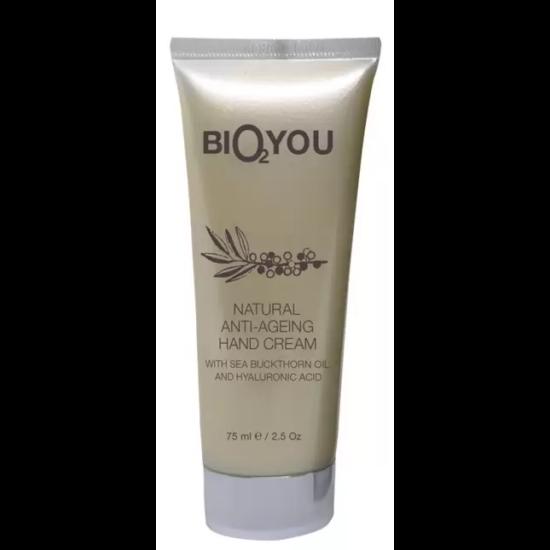 Bio2You Natúr kézkrém - Anti-ageing homoktövis 75ml