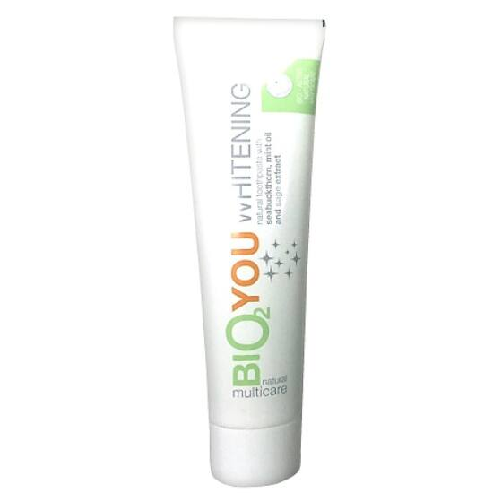 Bio2You Natúr fehérítő fogkrém 100ml
