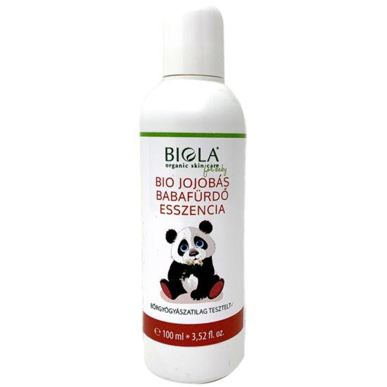 Biola Bio jojobás baba fürdőeszencia 100ml