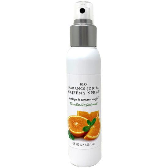Biola Bio narancs-jojoba hajfény spray 100ml