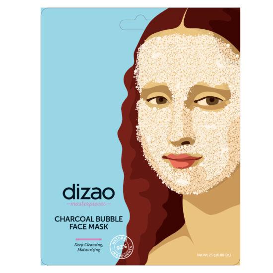 Dizao Fekete szenes buborék maszk 25g