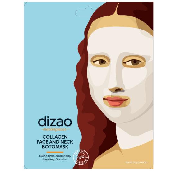Dizao Feszesítő kollagénes arc- és nyakmaszk 30g