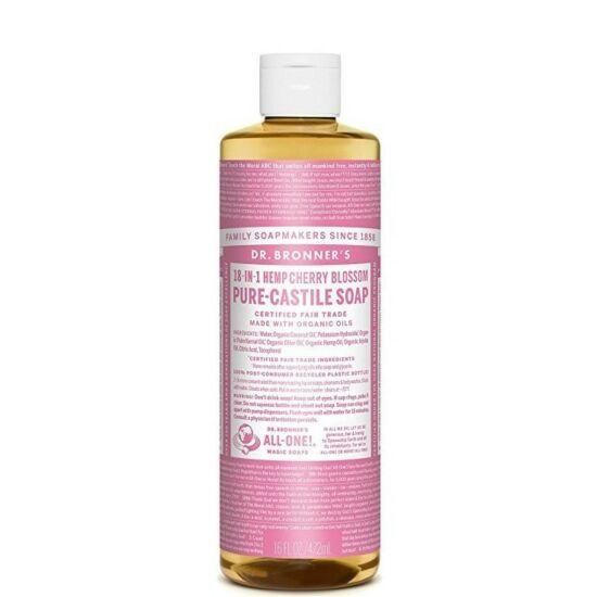 Dr. Bronner's Cseresznyevirág folyékony szappan koncentrátum 240ml