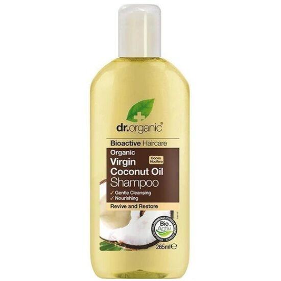 Dr. Organic Sampon bio szűz kókuszolajjal 265ml