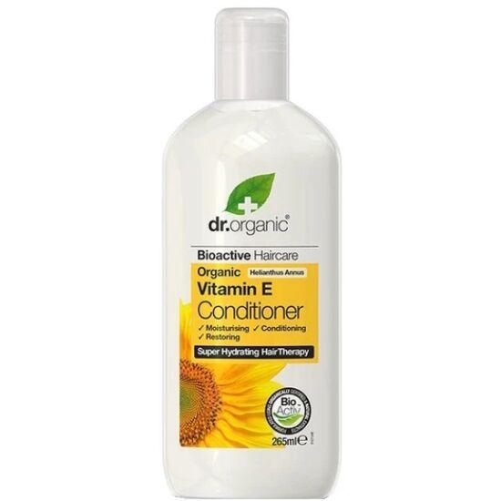 Dr. Organic Hidratáló hajkondicionáló természetes E-vitaminnal 265ml