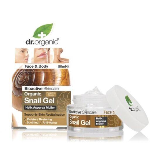 Dr. Organic Bioaktív csigagél 50ml