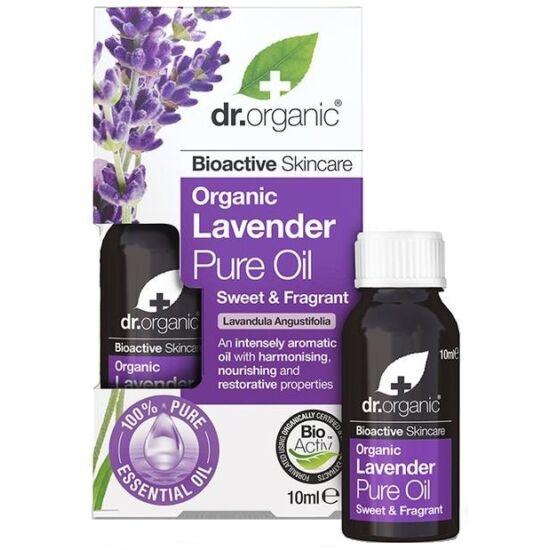 Dr. Organic Bio levendula olaj 10ml