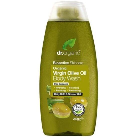 Dr. Organic Tusfürdő bio olívaolajjal 250ml