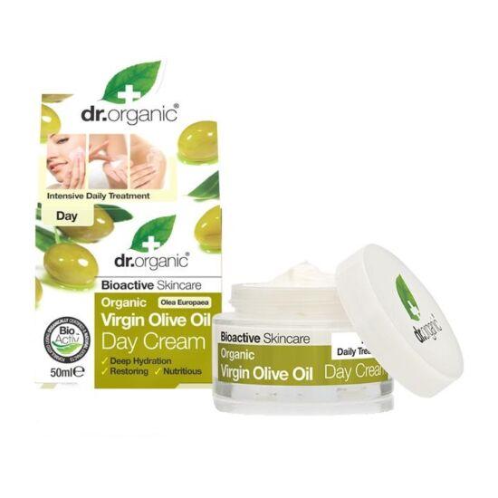 Dr. Organic Nappali krém bio olívaolajjal 50ml