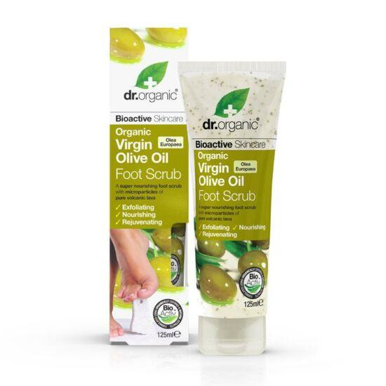 Dr. Organic Lábfrissítő radír bio olívaolajjal 125ml