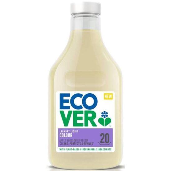 Ecover Öko folyékony mosószer almavirág-frézia illattal színes ruhákhoz 1L