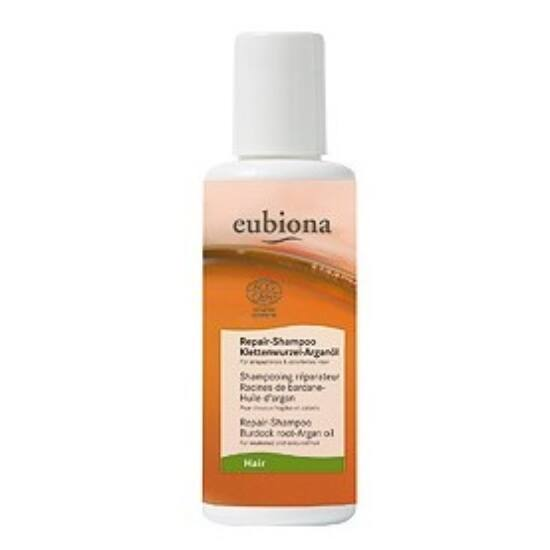 Eubiona Repair sampon - bojtorján-argánolaj 200ml