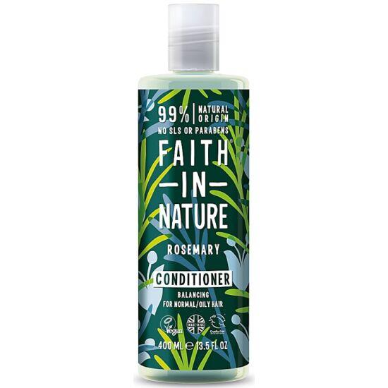 Faith in Nature Rozmaring hajkondicionáló 400ml