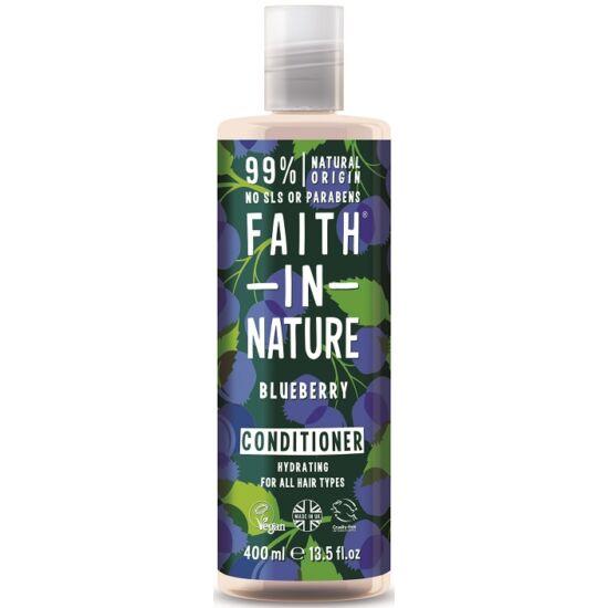 Faith in Nature Kék áfonya hajkondicionáló 400ml