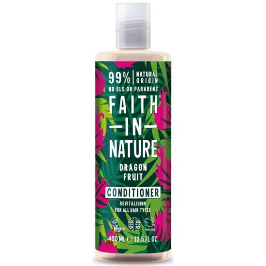 Faith in Faith in Nature Sárkánygyümölcs hajkondicionáló 400mlSárkánygyümölcs hajkondicionáló 400ml