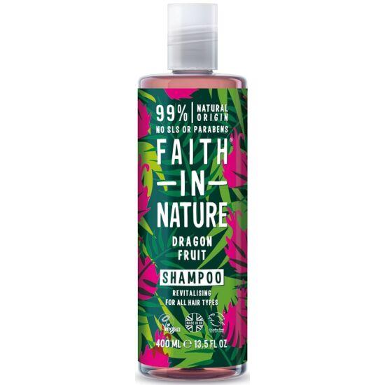 Faith in Nature Sárkánygyümölcs sampon 400ml