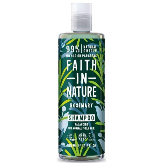 Faith in Nature Rozmaring sampon 400ml