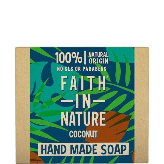 Faith in Nature Kókusz szappan 100g