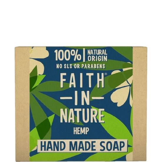 Faith in Nature Bio kender (citromfűvel) szappan 100g