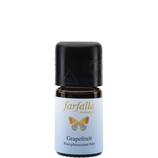 Farfalla Grapefruit (Citrus paradisi) illóolaj - bio 5ml