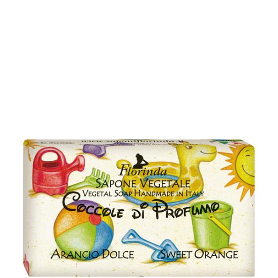 Florinda Baba szappan - Édes narancs 100g