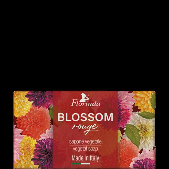 Florinda szappan - Piros virág 100g