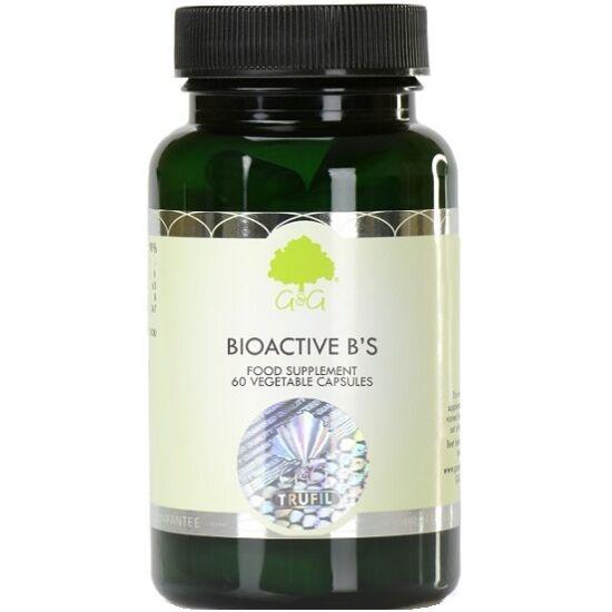 G&G BioActive B-vitaminok formula 60 kapszula