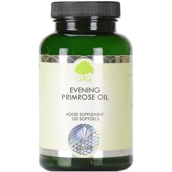 G&G Ligetszépeolaj 500mg- F-vitamin 120 kapszula