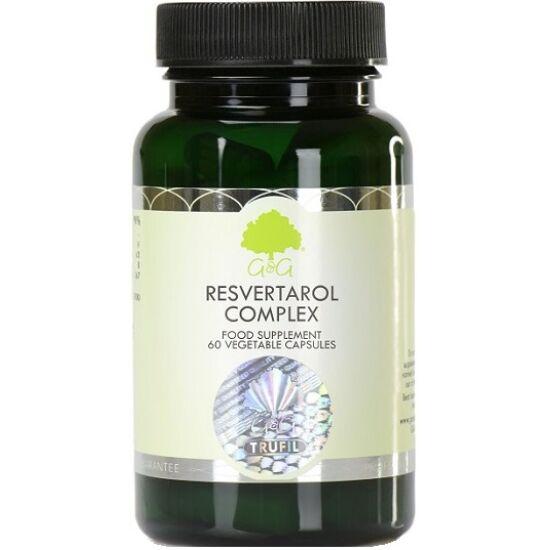G&G Resveratrol komplex 60 kapszula