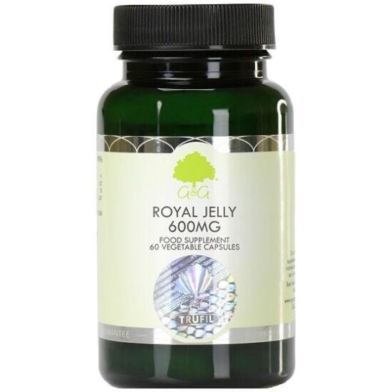 G&G Méhpempő (Royal Jelly) 600mg 60 kapszula