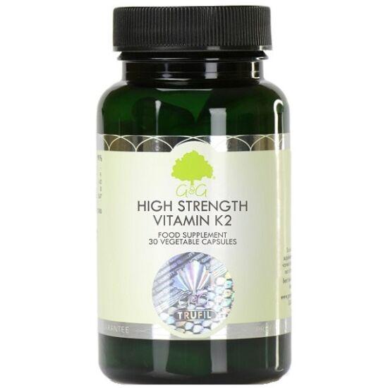 G&G K2-vitamin 200mcg 90 kapszula