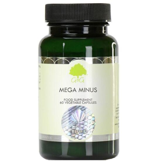 G&G Mega Minus multivitamin 60 kapszula