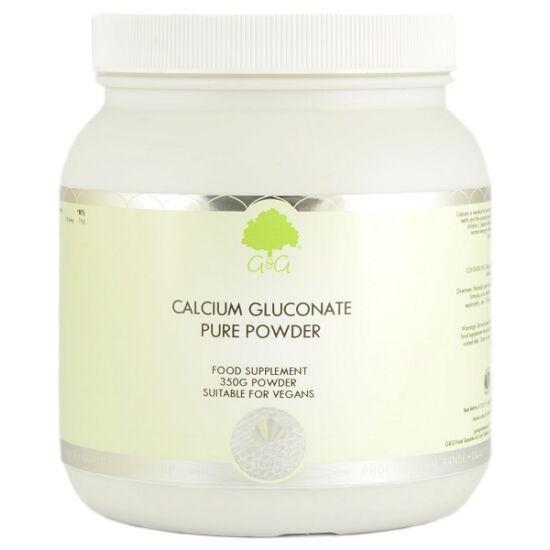 G&G Kalcium Glükonát por 350g