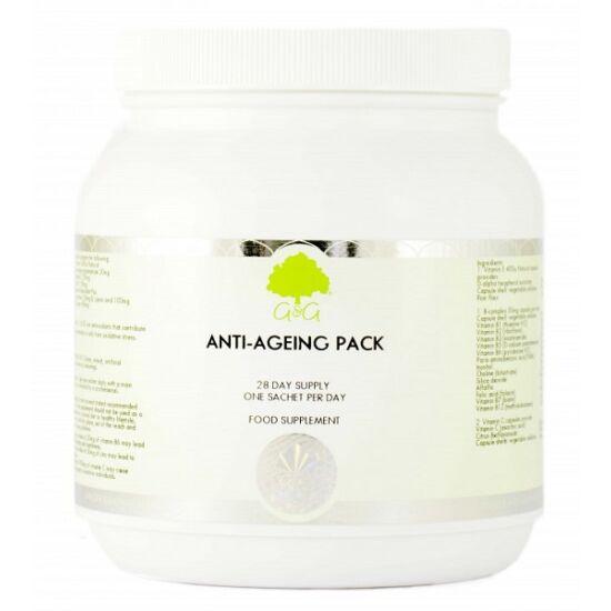 G&G Anti-ageing napi vitamincsomag 28 nap