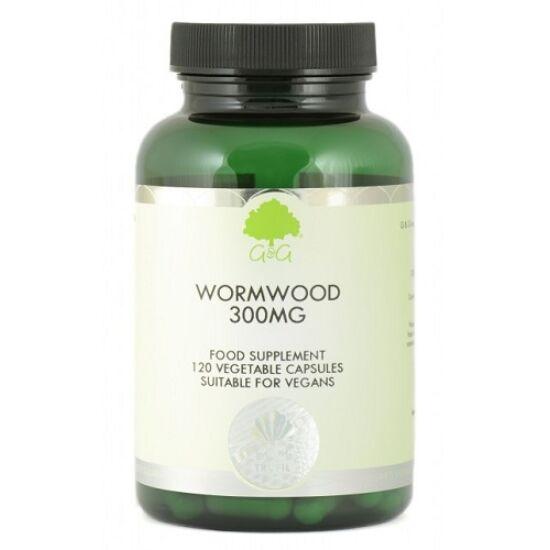 G&G Fehérüröm (Wormwood) 300mg 120 kapszula