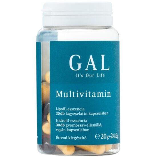 GAL Multivitamin 24,6g + 20g