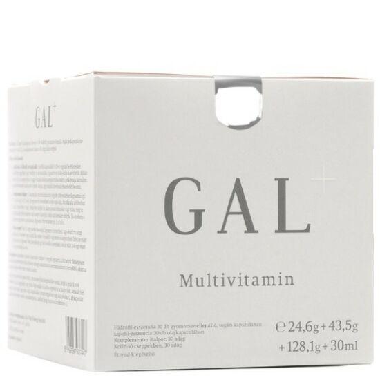 GAL+ Multivitamin 24,6g+43,5g+128,1g+30ml