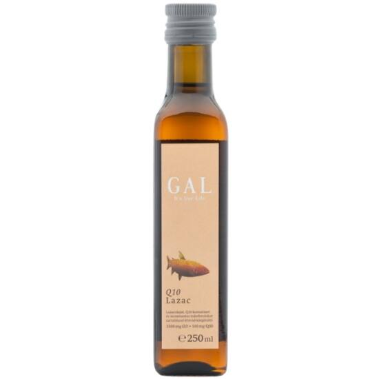 GAL Q10 koenzimes lazacolaj 250ml