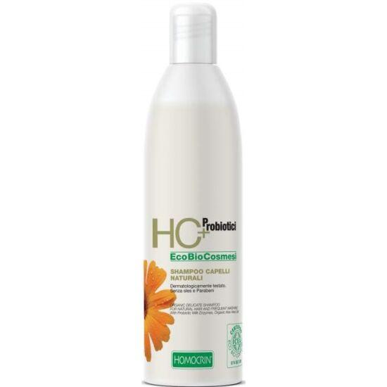 HC+ Organikus kimélő sampon természetes hajra, gyakori hajmosáshoz 250ml