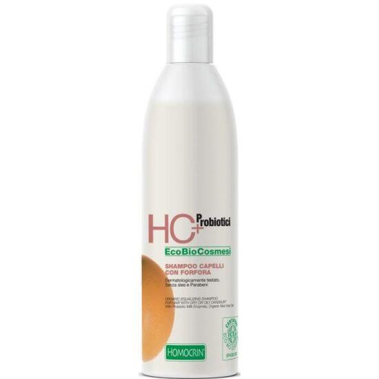 HC+ Természetes helyreállító sampon száraz és zsíros korpára 250ml