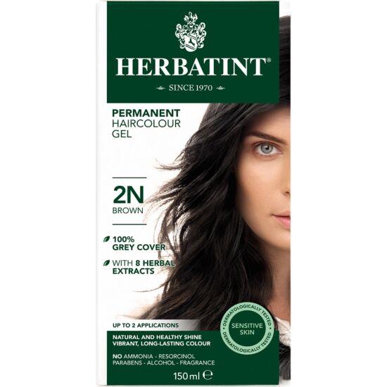 Herbatint Hajfesték - 2N Barna 150ml