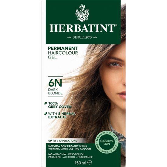 Herbatint Hajfesték - 6N Sötét szőke (világosbarna) 150ml