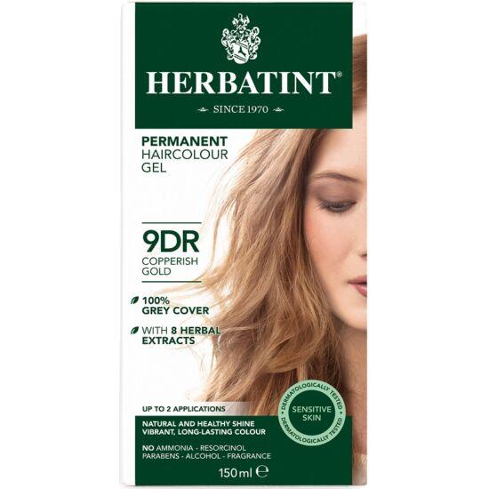Herbatint Hajfesték - 9DR Réz-arany 150ml
