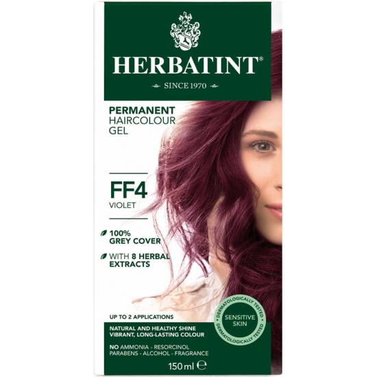 Herbatint Hajfesték - FF4 Fashion Ibolya 150ml