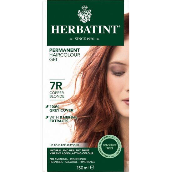 Herbatint Hajfesték - 7R Réz szőke 150ml