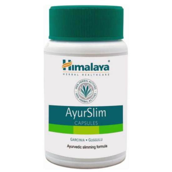 Himalaya AyurSlim súlykontroll kapszula 60db