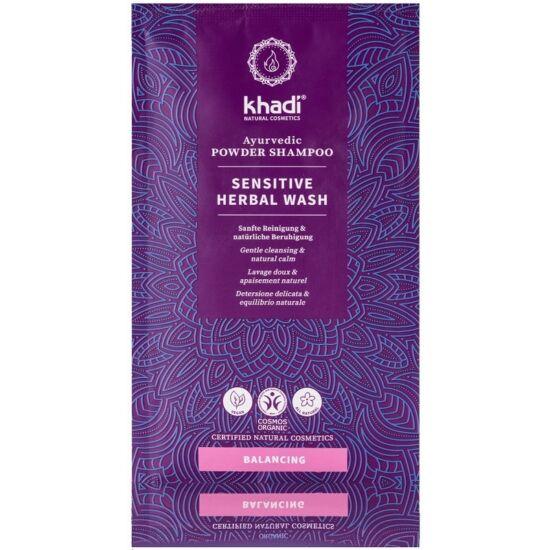 Khadi Ayurvédikus hajsampon por 50ml
